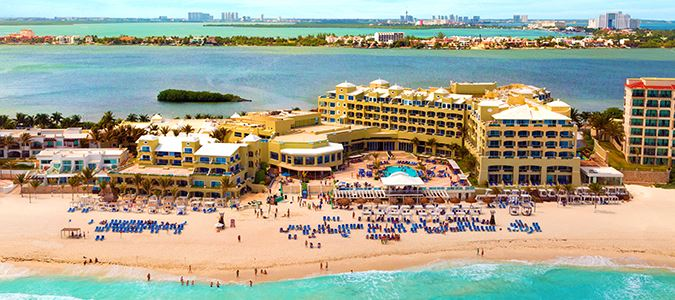 Cancun Mexico Vacation Packages Southwest Vacations - Cancun all inclusive resorts adults only