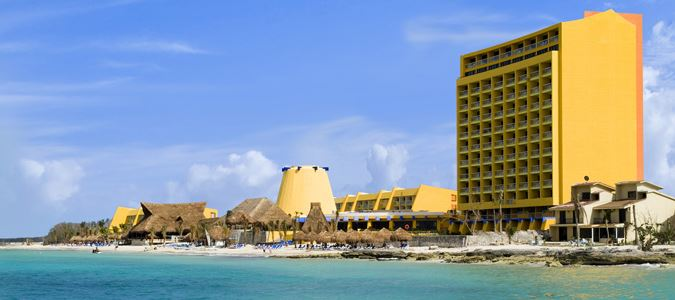 Melia Cozumel All Inclusive Beach Resort