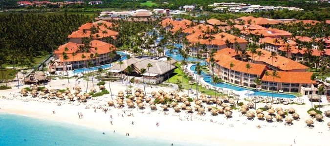 Punta Cana AllInclusive Vacations United Vacations - All inclusive vacations with air
