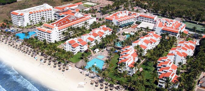 Marival Resort and Suites Nuevo Vallarta - All Inclusive