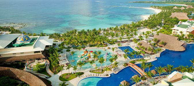 Barcelo Maya Palace All Inclusive