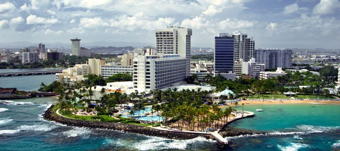 Featured San Juan Puerto Rico Hotels