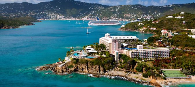 St Thomas Vacation Packages US Virgin Islands Vacations - Us virgin islands all inclusive