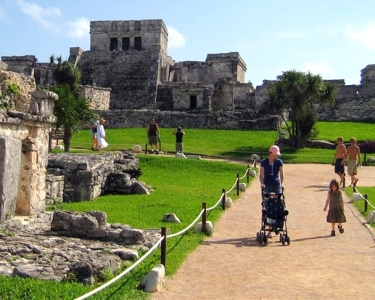 Tulum Ruins and Xel-Ha Multi - Activity Tour​