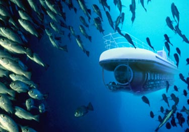 Atlantis Submarine Underwater Adventure