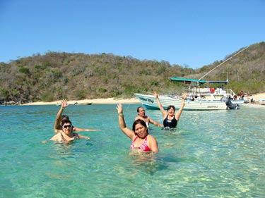 Bay and Snorkeling Tour