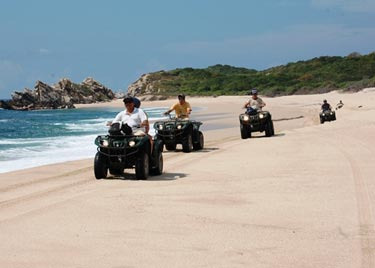 ATV's Beach Side Tour