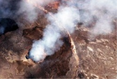 Volcano Tour & Lava Walk