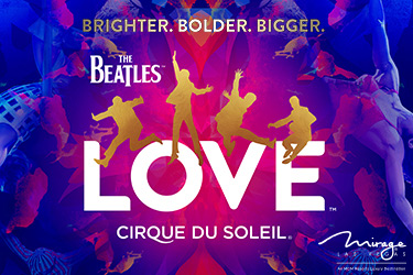 The Beatles Love By Cirque Du Soleil Shows
