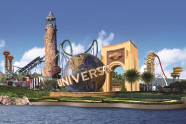Universal 2 Day Park to Park Pass