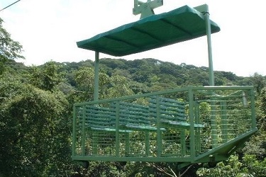 Gamboa and aerial tram sightseeing and tours