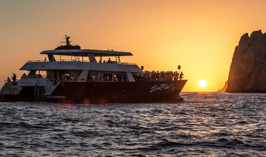 Perfect Sunset Dinner Cruise