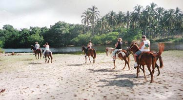 Horseback Riding Tour of Ixtapa
