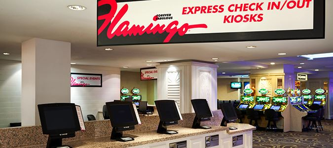 Express Check In and Check Out