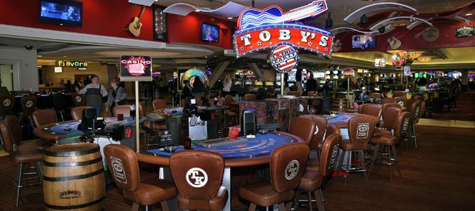 Toby Keith's I Love This Bar and Gaming Pit
