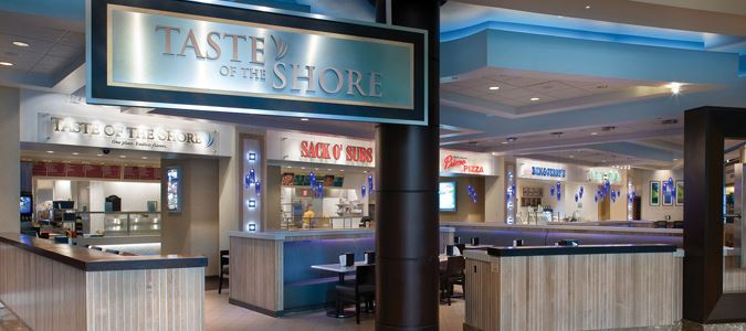 Taste of the Shore Food Court