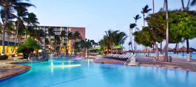 Deals on all inclusive vacations in aruba