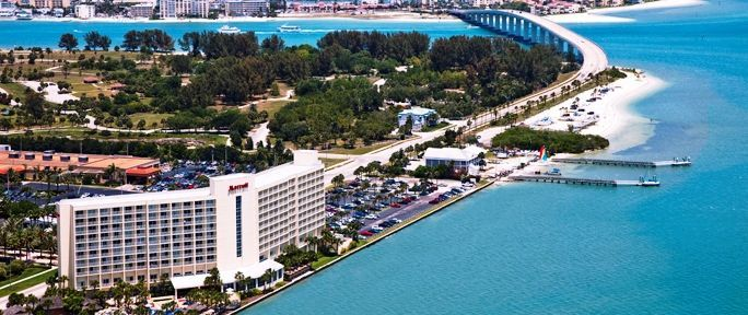 Oceanfront Hotels Clearwater Beach Fl