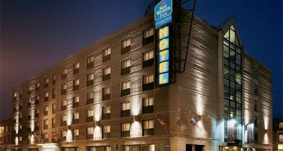 Best Western Plus City Centre Ville
