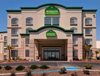 Welcome to the Wingate by Wyndham El Paso